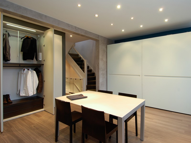 Bedrooms showroom display